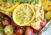 Hähnchen Rezept / Ofenrezept