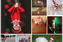 Isabelle our Elf on the Shelf