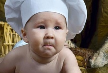 Minik Aşçılar / Baby Cooks