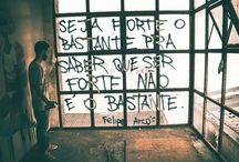 Felipe Arco / sobre Poesias de um mineiro sensacional, que essas palavras encontrem o infinito...
