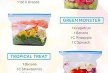 Healthy Snacks / Healthy snack ideas, snack recipes, paleo snacks, whole 30 snacks