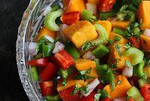 Vegan & Vegetarian Salads