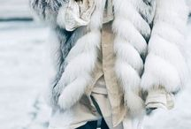 What a style!! Fur obsession..