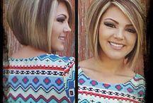 WOMEN: Hairstyle