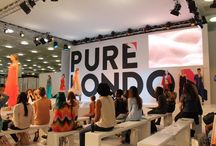 Pure London / Last weekend we attended Pure London #Pure34 at Olympia, London. The trade show saw the first etailPR stand which proved a big success, and colleague Kim, Emily and Kate held a seminar on the benefits of bloggers for brands.   etailPR brands Chi Chi, Forever Unique and Darling also had stands showing off next years collections. Here's a sneak peak!