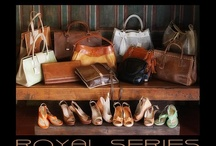 PRibuMI...® ROYAL Series / Exclusive Handbags, Footwear & Small Leather Goods in genuine leather