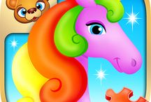 123 Kids Fun Puzzle Red / #puzzle #kids #fun #apps #games #kids #play #education