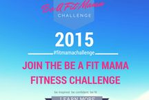 Be A Fit Mama: Health & Fitness Workouts & Challenges / Whether you're needing to jumpstart your fitness program or gain more inspiration and motivation, Be A Fit Mama has some great challenges to help you along your journey!