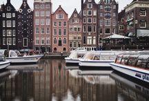 city, amsterdam