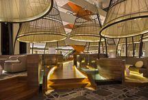 Interiors + hotels