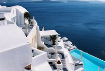 Dream Destinations / The holiday destinations we dream of going to!