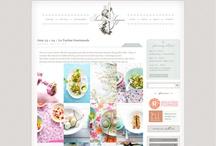 Web design / by Sarah Vbg