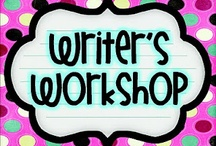 Writer's Workshop / by Sister Teachers