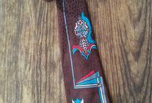 1940s FAB neckties
