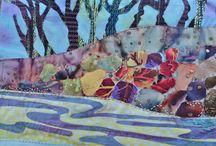 My Creations / My textile art.