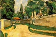 Cezanne / Painter / by Saint Paladin1