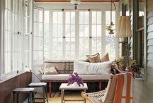sunroom / by Jill Greenman