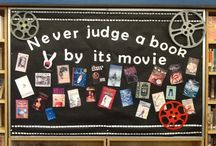 Bulletin Boards / Inspiration for library bulletin boards. / by Rod Library