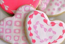 Pretty Baking! / Beautiful icing & decorating ideas for cookies/cupcakes/cakes etc!