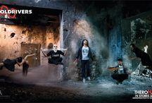 Schooldrivers - Theronation / Κυκλοφορεί από την Modern Mental Rebels.