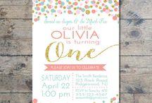 ETLC Birthday Printable Invitations & Signs