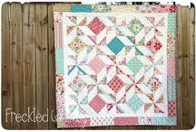 Quilting_ Pinwheels / by Tammy Andersen