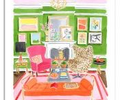 Favorite Places & Spaces / by Andi Whalen