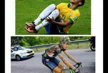 cycling / fun on a bike
