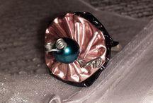 Nespresso Schmuck Ringe / Handgefertigter Nespresso Schmuck von HAWESU, Ringe aus Nespresso Kapseln in verschiedenen Farben und Formen.