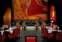 Restaurant area.