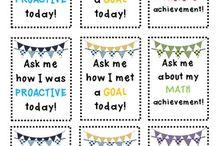 Leader in me/ 7 habits / by Erin Regele
