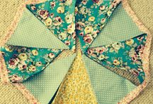 Sew Millamoo Bunting / Bunting of all shapes & sizes. Personalised or not