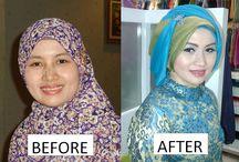 Jasa Make Up Muslimah / Mencari Jasa Make Up dan Stylish Muslimah untuk acara formal Anda? Hubungi Fatimah 085694003331-294620E0.