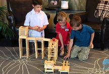 Building and Construction Sets / Stack 'em, lock 'em, put them together!  Building toys improve spatial judgement, unlock creativity, and promote problem solving.  See some of our favorites!