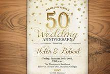 50th Wedding Anniversary / by Jenna Chapman