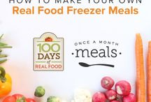 Real food / by Cynthia Sanchez {Oh So Pinteresting: Pinterest Consultant and Speaker}