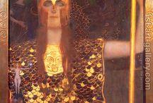 Art-Gustav Klimt / Gustav Klimt