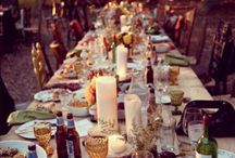 Be my Guest / Inspiring party table ideas