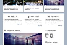 HTML 5 Template (free)