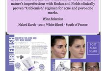 Skincare / Rodan + Fields premium skincare with products to tackle many skincare concerns for all ages! https://shannonswoope.myrandf.com/