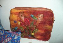 keçe çantalar