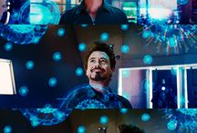 Iron Man▫▫Tony Stark