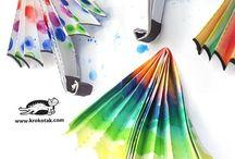 Deštníčky