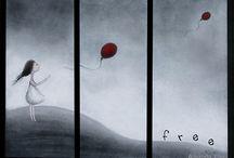 Illustrations - Amanda Cass e.o.
