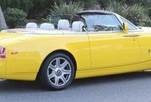 Yellow Mellow Feelings in Scott's Car ! ✌