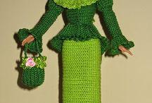 Play dolls crochet