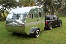 RV's and Trailers / by Tiny House Blog