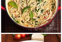 Food & Recipes: Pasta dishes
