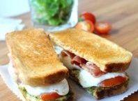 croques et sandwich