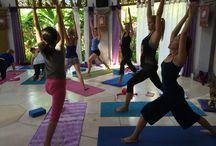 Yandara Yoga, Bali / Every summer, we offer 3 Yoga Teacher Trainings on the paradise island, Bali.